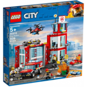 fire station 60215