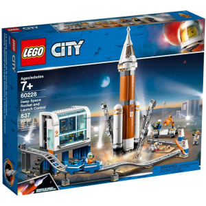 deep space rocket and launch control 60228