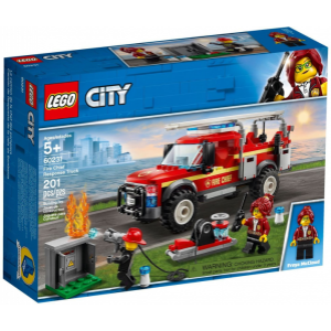 fire chief response truck 60231