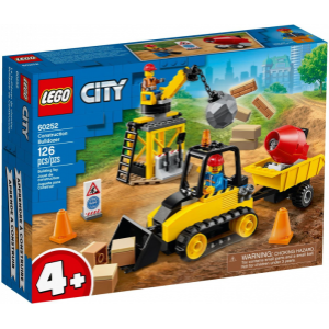 construction bulldozer 60252