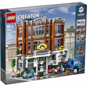 corner garage 10264