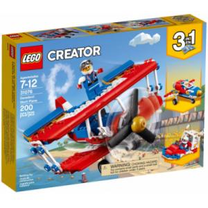 daredevil stuntplane 31076