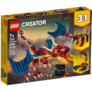 fire dragon 31102