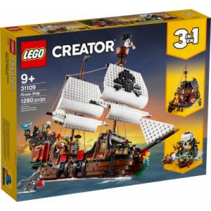 pirate ship 31109