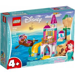 ariel's seaside castle 41160