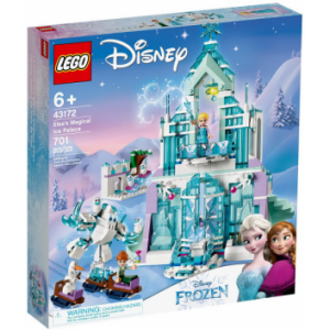 elsa's magical ice palace 43172