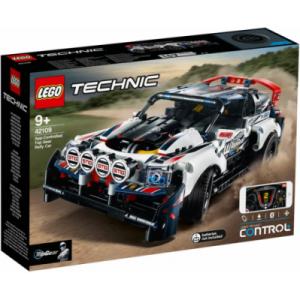 app controlled top gear rally car 42109