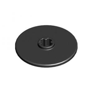 technic schijf 3x3 black